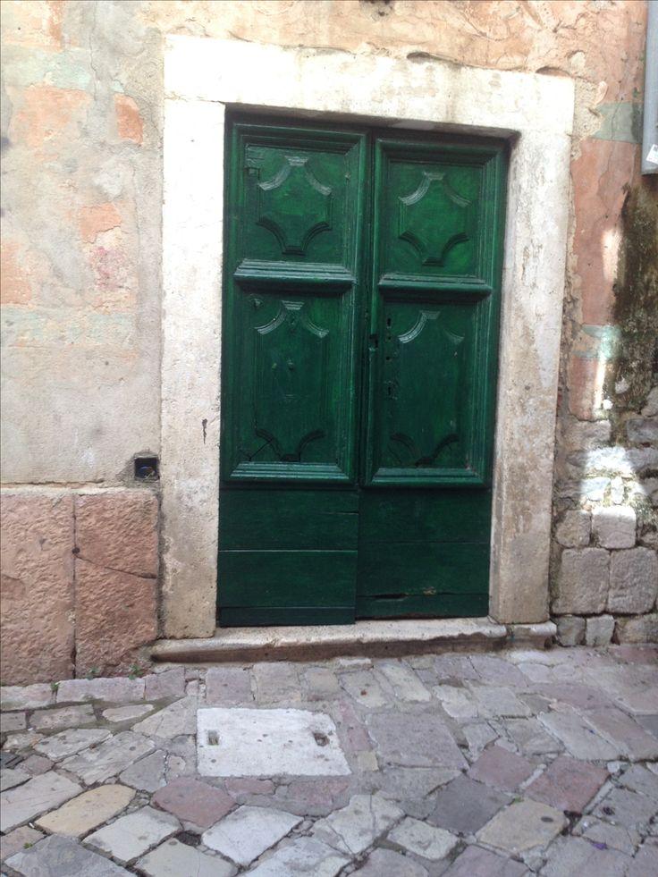Dubrovnik Croatia Door
