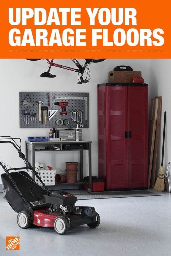 The Home Depot Has Everything You Need For Your Home Improvement Projects Click To Learn More And Shop Vinyl Garage Flooring Home Remodeling Diy Garage Floor