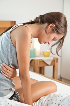 Premenstrual syndrome (PMS) is the term used to identify a combination of emotional, physical, and psychological changes that can occur after a woman's ovulation and typically ending with the onset of her menses or menstrual flow. Approximately 80% of women experience some symptoms of PMS and it's estimated that 20-30% of women have clinically significant symptoms that are severe enough to affect their normal functioning.