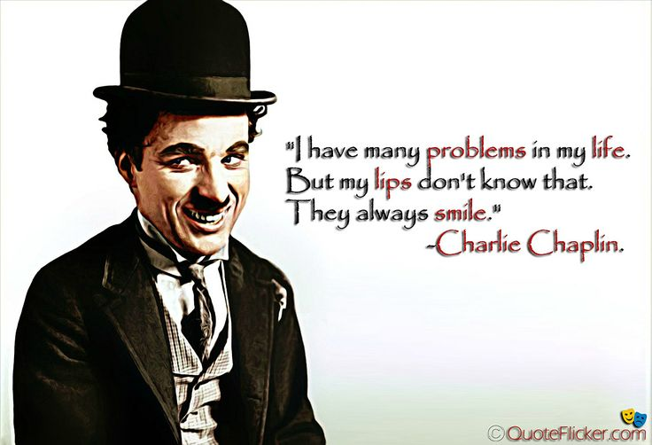 CHARLIE CHAPLIN QUOTES 2210 HD WALLPAPERS | wallpaperich.com
