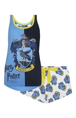 Ravenclaw Harry Potter PJ Set