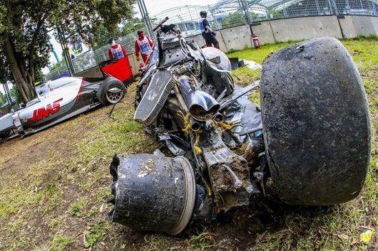 フェルナンド・アロンソ、エンジンとギアボックスは無事  [F1 / Formula 1]