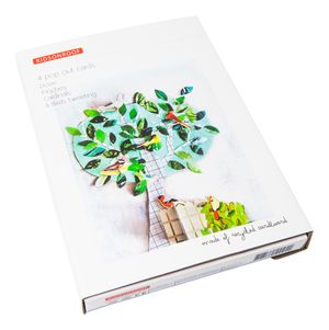 Set of 4 pop out cards Studio Roof