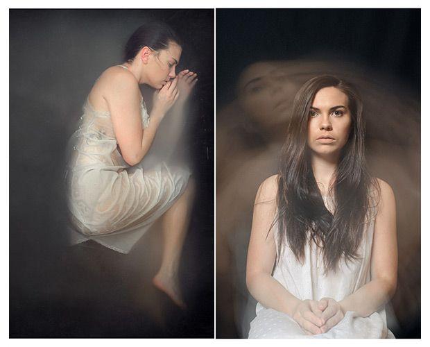 Ensaio fotográfico retrata como pessoas ansiosas e depressivas se sentem; veja as fotos! - Você - CAPRICHO