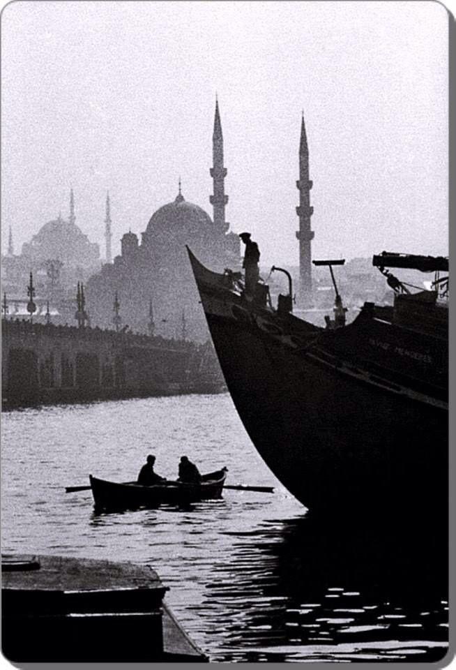 Halic 1959 -  Fotograf : Ara Guler