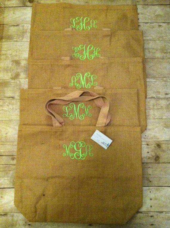 Beach Bag Wedding Favor Ideas : ... Wedding Dream Pinterest Beach Bags, Burlap and Wedding favors