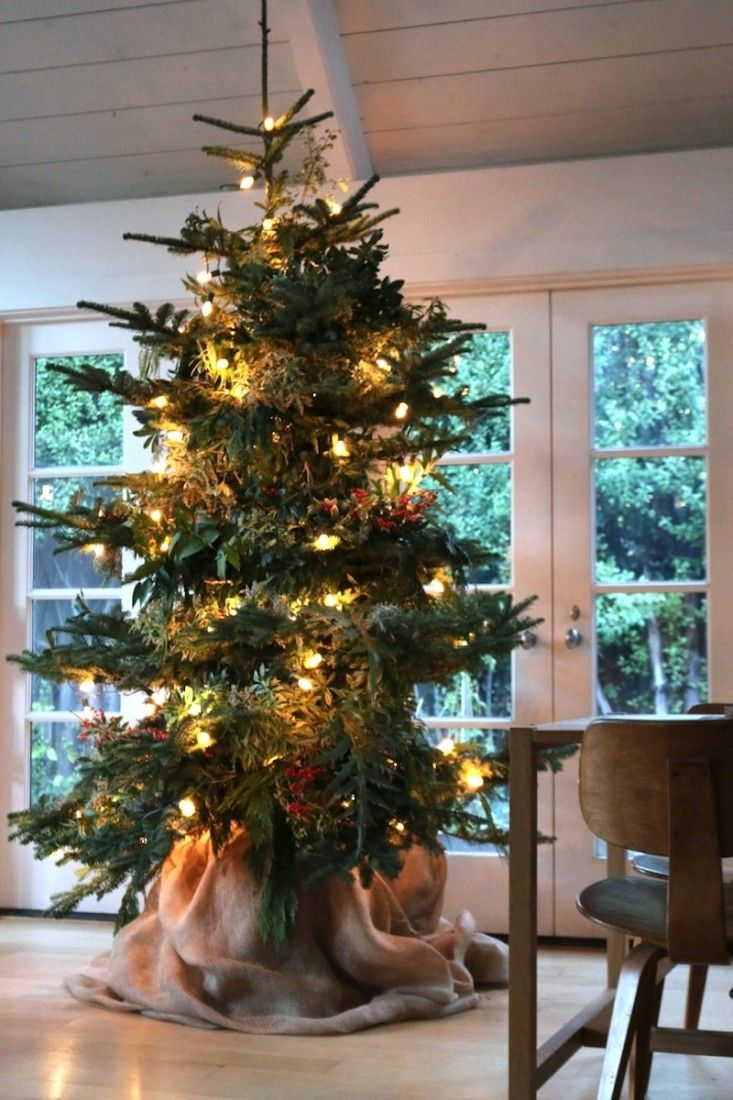 Holiday Decor The Foraged Christmas Tree  N o  l  C h r i s t m a s  Country christmas