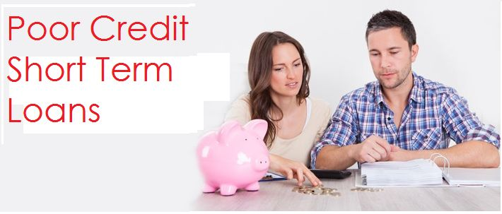 how to get a low interest loan with poor credit