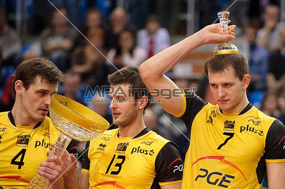 Daniel Plinski , Michal Winiarski and Bartosz Kurek Enea Cup 2012 | © Mariusz…