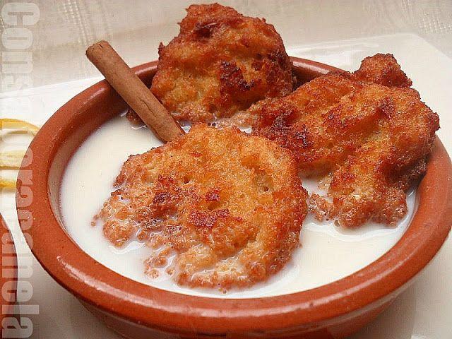 Con sabor a canela: Chulas gallegas (de pan)