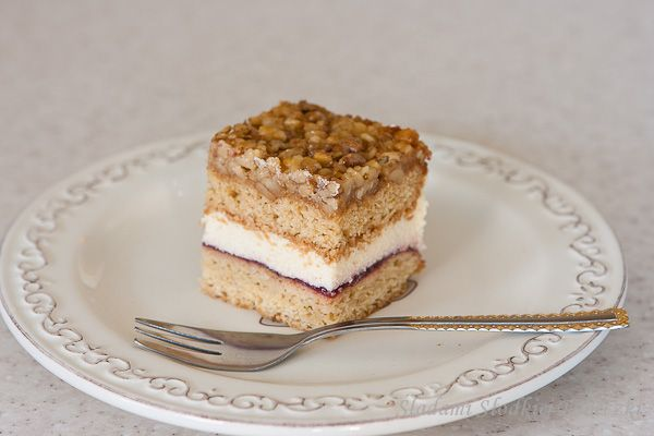 Walnut cake | Cake recipes | Pinterest