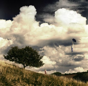 """Saatchi Online Artist David Heger; Photography, """"On the walk with daddy"""" #art"""