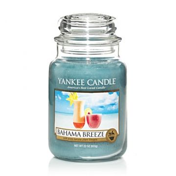 Feel refreshed this weekend with our  Bahama Breeze™ scent. This tropical blend of pineapple, grapefruit and mango will fill your home with warm, relaxing fragrance!