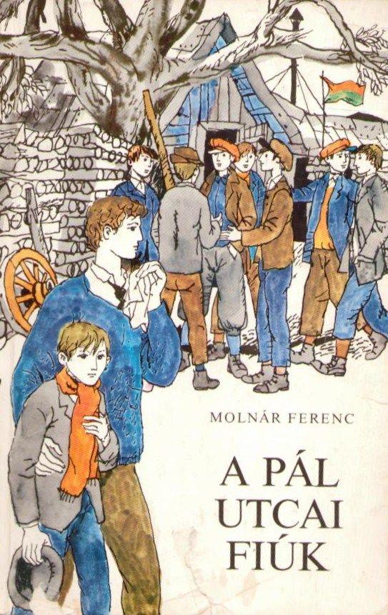 REICH KÁROLY - - - Keresés a Szent Imre Antikvárium könyvkészletében - Molnár Ferenc: A Pál utcai fiúk