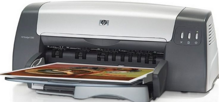 Top Printer Drivers HP Deskjet 1280 For All In one
