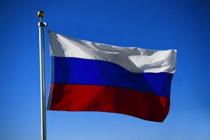 Russian flag Jewish-Russian ancestry on maternal side.