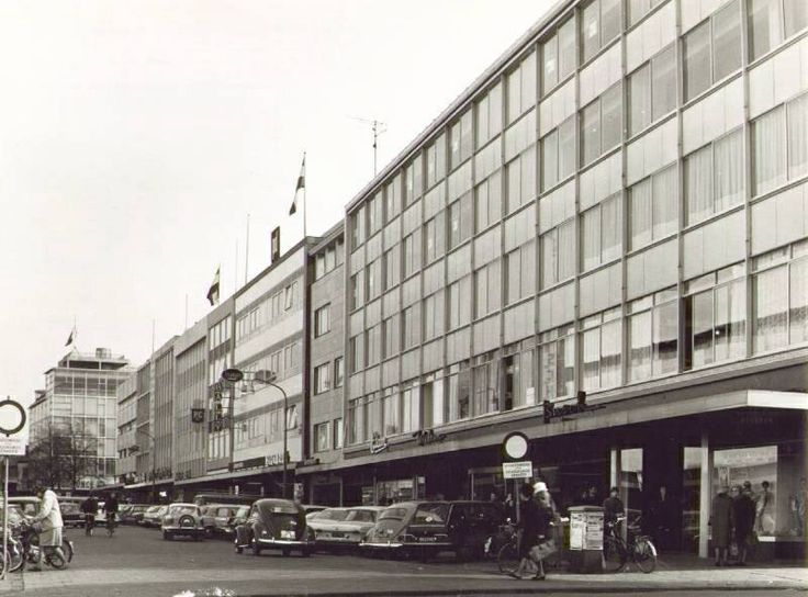 Promenade, eind jaren zestig