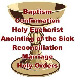 the sacrament of marriage in christianity Roman catholics, anglicans, and orthodox christians accept marriage as a sacrament union in marriage creates a new family  [return to the main christianity page.