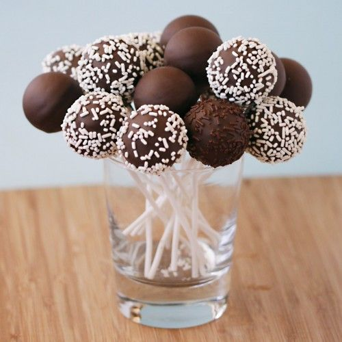 An Easy Way To Make Cake Pops
