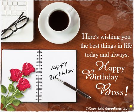 25 best ideas about Birthday Wishes For Boss – Birthday Greetings Boss