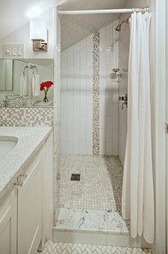 Small Bathroom Ideas Low Ceiling 14 best shower under stairs images on pinterest | room, bathroom