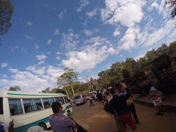 #travel #cambodia #angkorwat #gopro #goprohero4