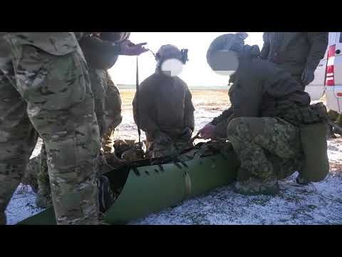 Defense Flash News : Fast Rope Insertion Extraction System Training – Estonia ESTONIA 12.15.2017 Video by Spc. Liem Huynh U.S. Special Operations Command Europe Social media video of U.S. and Estonian SOF operators conduct FRIES training at Amari, Estonia (U.S. Army video by Spc Liem H...