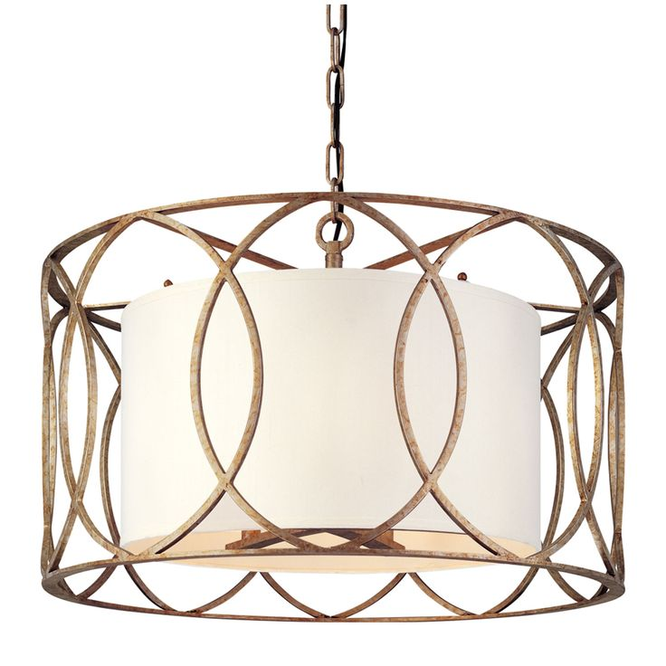 sausalito five light drum pendant drum pendant lighting ceiling lighting