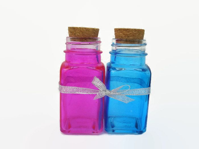 25 unique glass bottles with corks ideas on pinterest for Colored glass bottles with corks