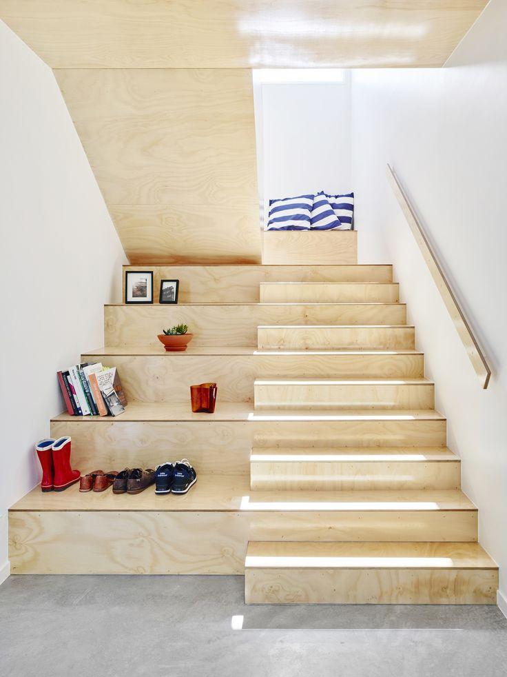 plywood stairs matt eagle