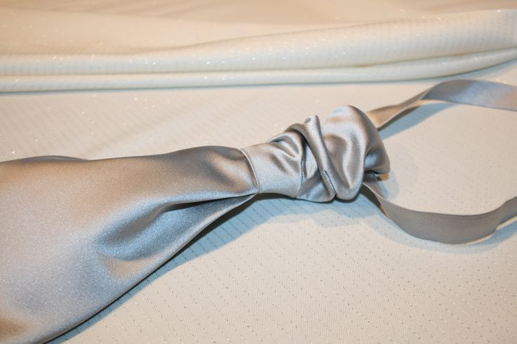 Cravatta da cerimonia Veri Sarti | Ceremony tie #wedding #ceremony #verisarti #tie