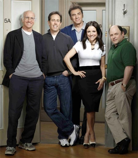 Seinfeld!: Favorite Tv, Television, Seinfeld Cast, Curb Your Enthusiasm, Movies, Seinfeld Reunion, Larry David, Jerry Seinfeld, People