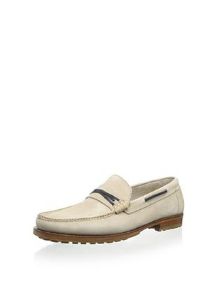 49% OFF J Artola Men's Darren Boat Shoe (Stone)