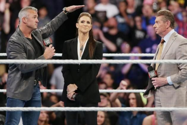 Full Projections for Shane, Stephanie McMahon After Gaining Control of WWE Raw