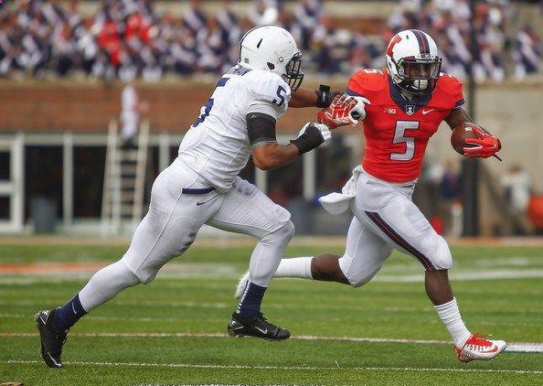 NCAA Football Betting: Free Picks, TV Schedule, Vegas Odds, Illinois Fighting Illini at Penn State Nittany Lions, Oct 31st 2015