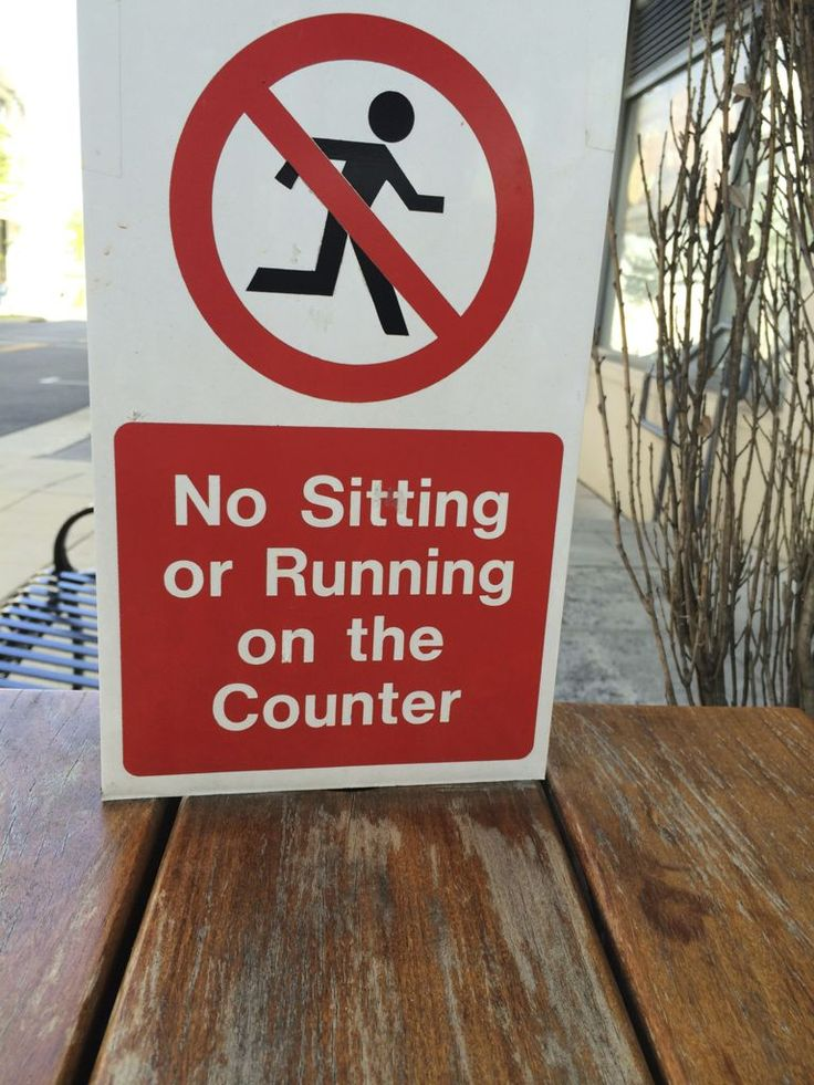 Silly Signs of Fairfax: More Danger Edition