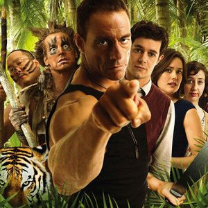 Welcome to the Jungle Trailer with Jean-Claude Van Damme -- The action icon plays a former Marine who leads a corporate retreat gone awry. Cinedigm has set a February 7, 2014 release date for the comedy. -- http://wtch.it/N02Ar