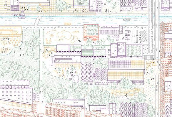 Oltre 25 straordinarie idee su portfolio di architettura for Progettazione del layout del garage