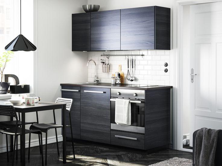 43 besten kleine k chen viel platz auf kleinem raum bilder auf pinterest platz raum und. Black Bedroom Furniture Sets. Home Design Ideas