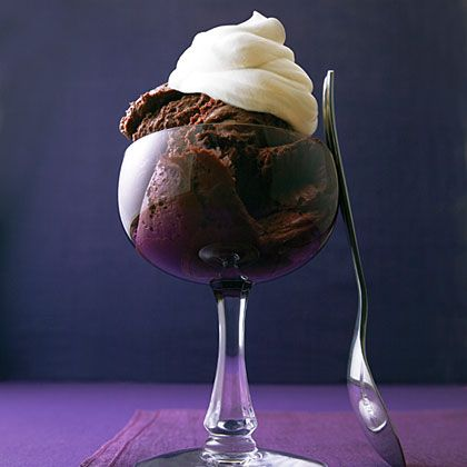 Decadent Chocolate Mousse | MyRecipes