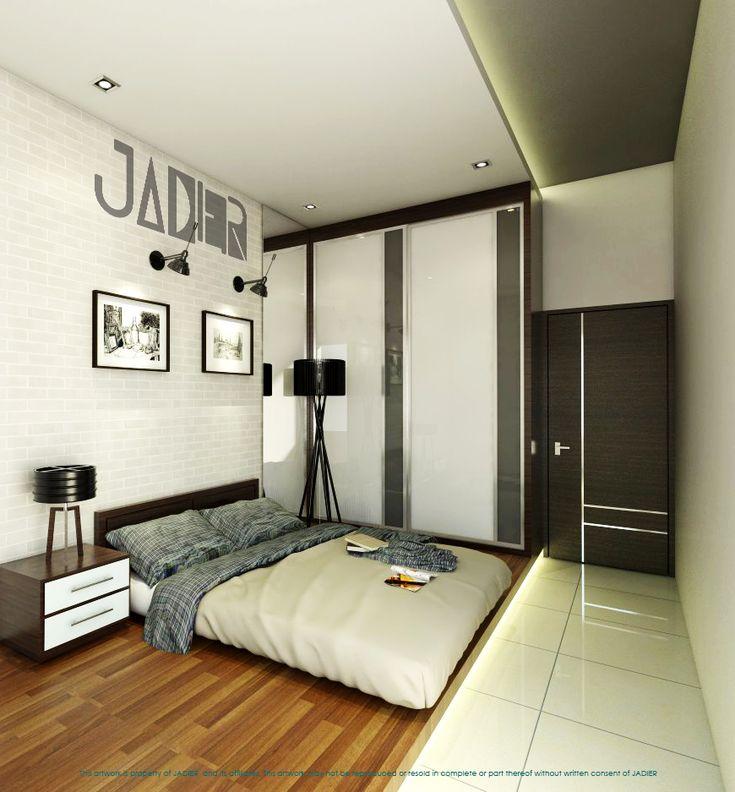 Indusrial Studio Bedroom.png