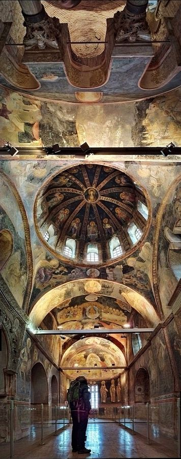 Chora museum by Levent Yersal on 500px http://500px.com/photo/26177777/chora-museum-by-levent-yersal?from=user