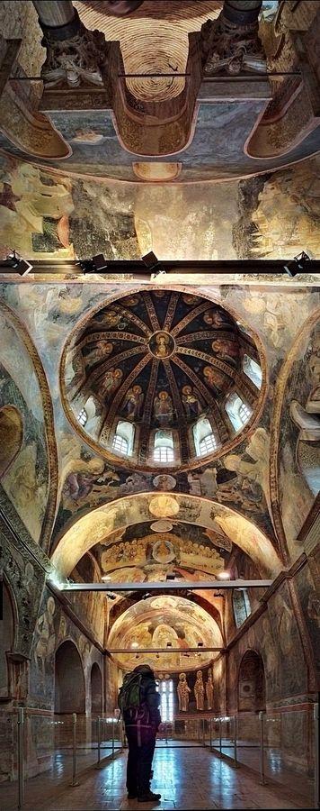chora museum Istanbul