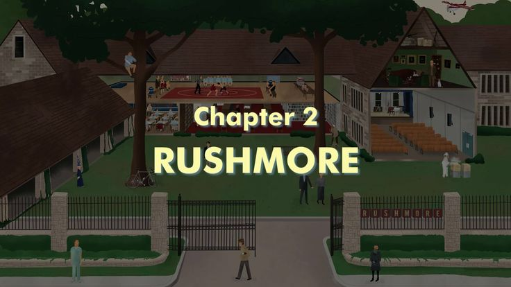 THE WES ANDERSON COLLECTION CHAPTER 2: RUSHMORE on Vimeo