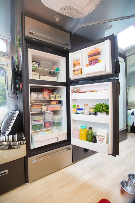 HOW TO PACK YOUR RV REFRIGERATOR FOR A WEEKLONG ROAD TRIP | Go RVing