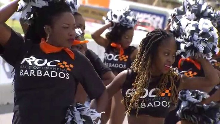 Race Of Champions 2014 Highlights - Barbados // Thirteen-time F1 grand prix winner David Coulthard is crowned ROC Champion of Champions at ROC 2014 in Barbados
