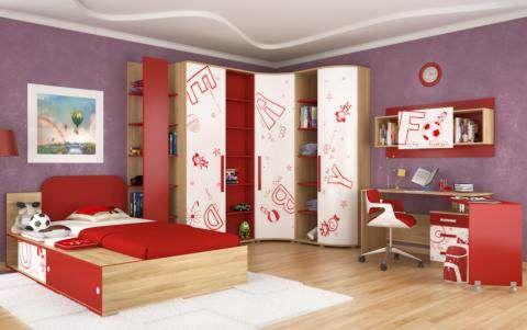 Детские шкафы. Детский шкаф для одежды