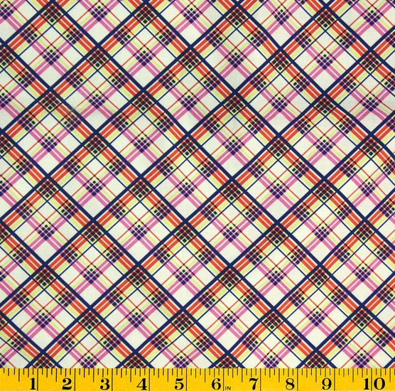 DS Quilt Collection- Piccadily Plaid Pink at Joann.com