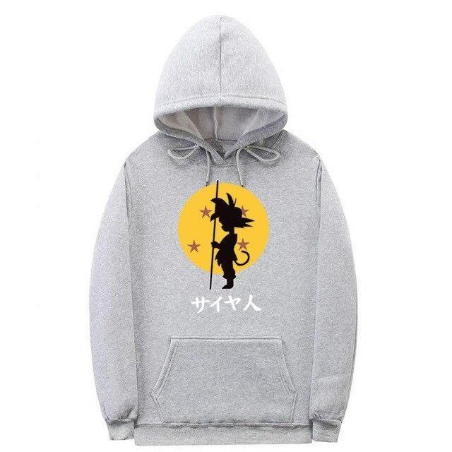 New Fashion Dragon Ball Hoodie Sweatshirt Lovely C…