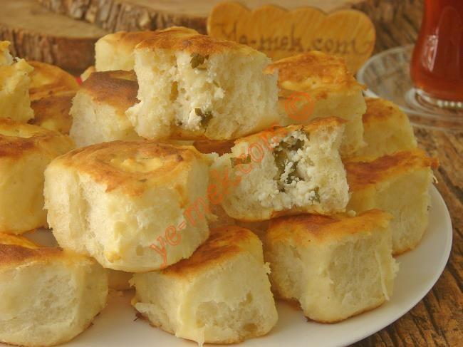 Peynirli Dızmana Böreği Resmi